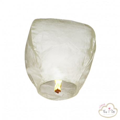 WHITE FLYING LANTERN