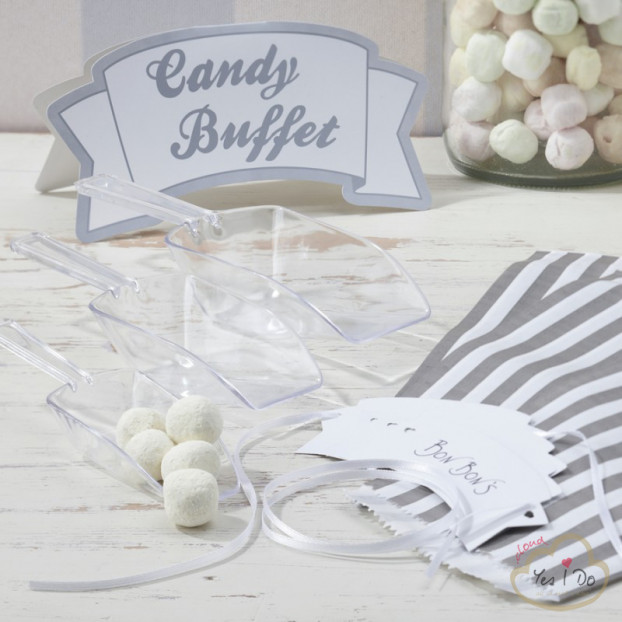 SILVER CANDY BAR KIT