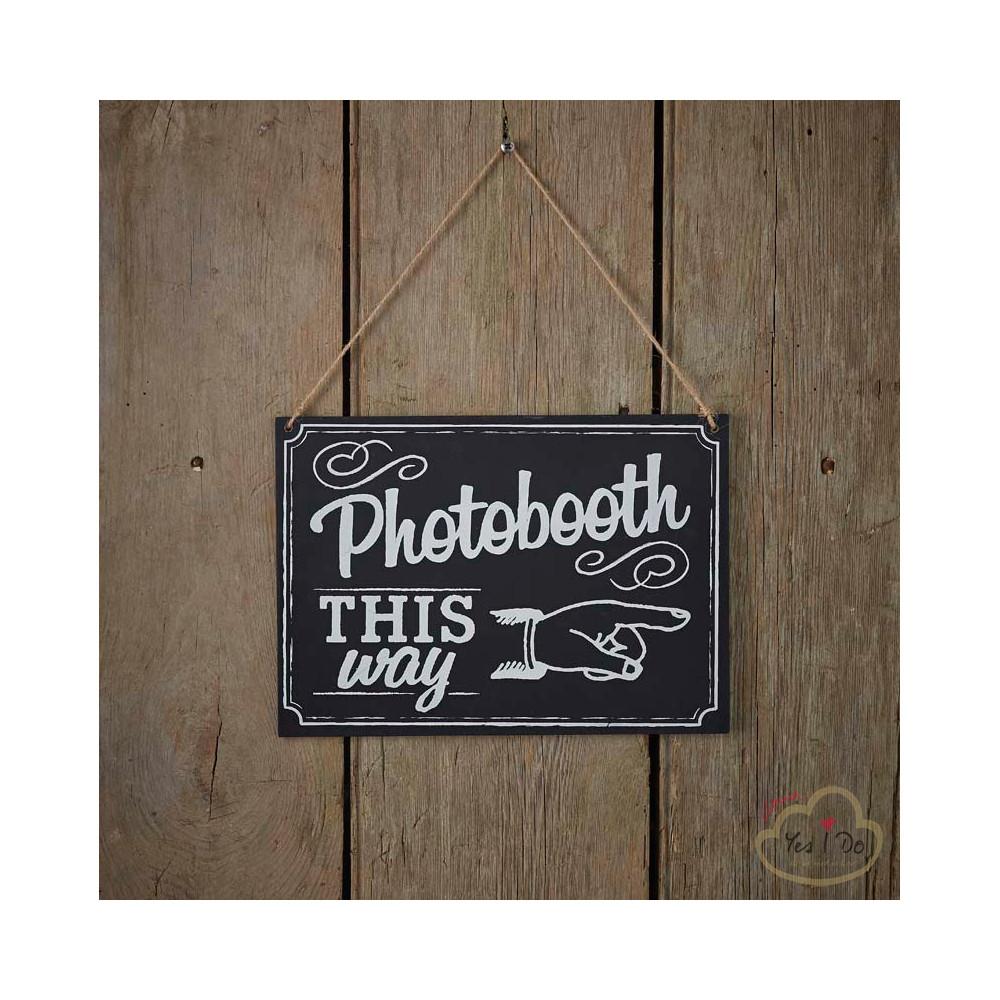 photo booth sign yesido cloud