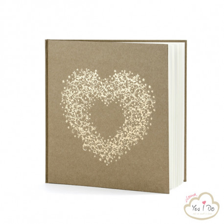 COUNTRY GUEST BOOK LOVE