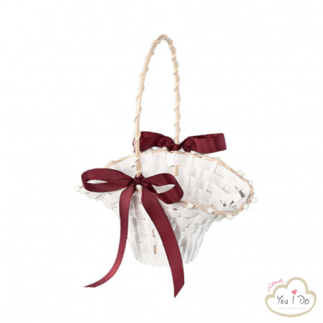 SIMIL VIMINI WEDDING BASKET