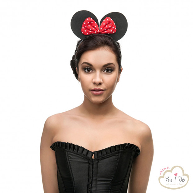 HAIRBAND MINNIE