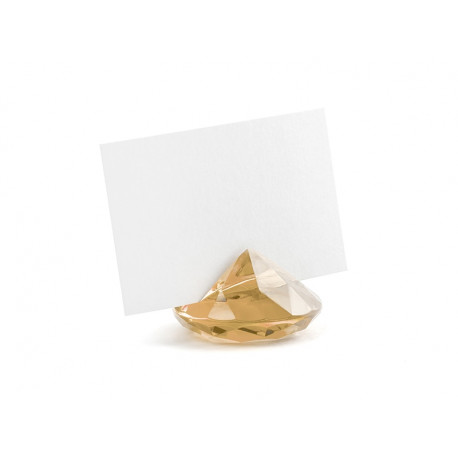 Place card holder - Gold