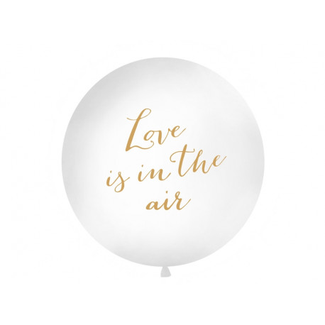 Giant balloon - Love is in the air