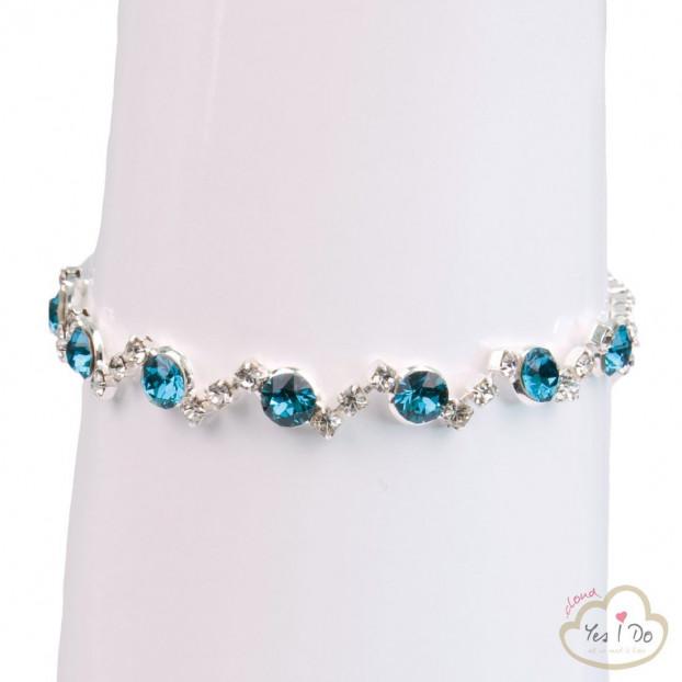 INDIGO-BLUE BRACELET