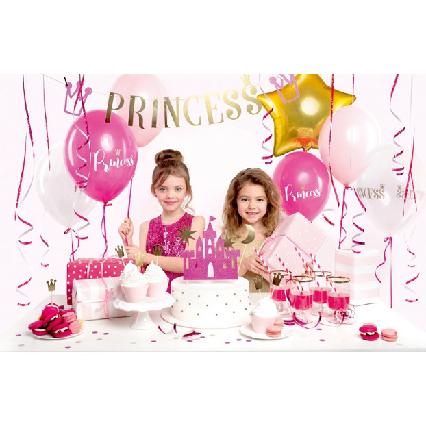 SET DI DECORAZIONI PER COMPLEANNO - SWEET PARTY