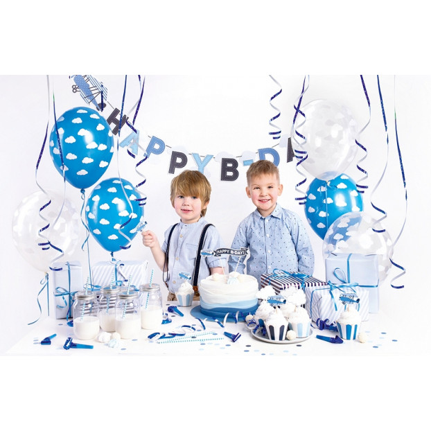 PARTY DECORATIONS SET - DINOSAURS