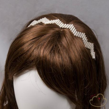 RHINESTONE STRAP FOR HAIR