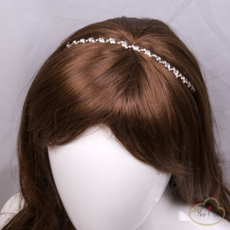 RHINESTONE STRAP FOR HAIR