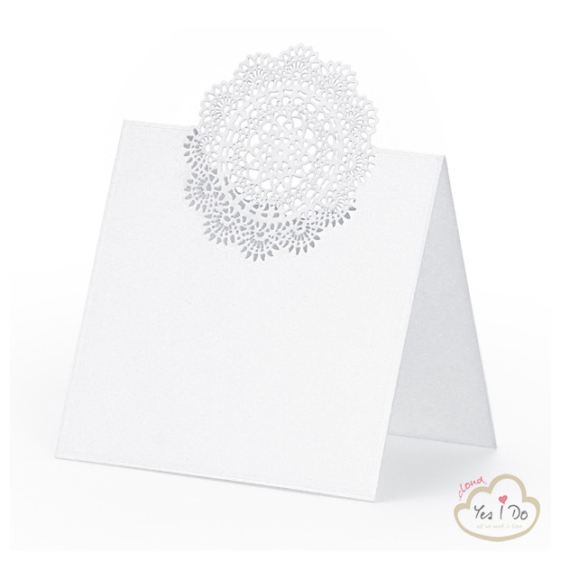 PLACE CARDS ROSETTA 10 PCS.