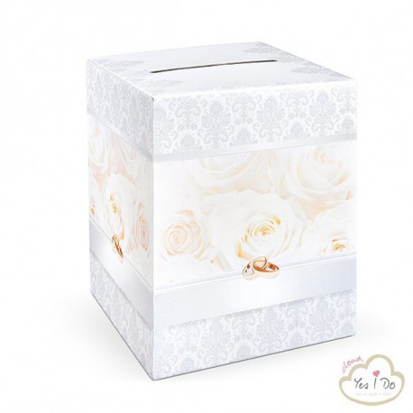 ROMANTIC CARD BOX